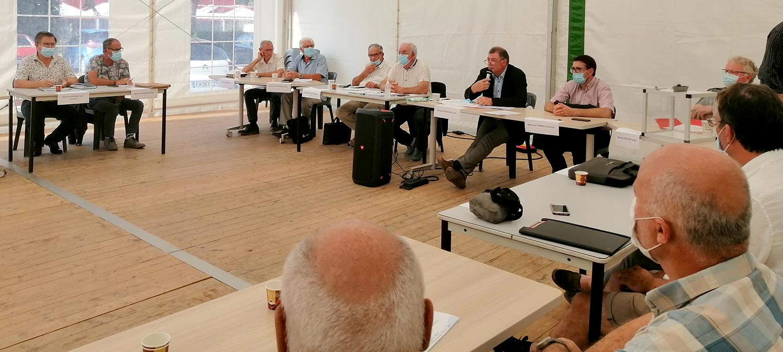 Comité Syndical Eaux Puisaye Forterre